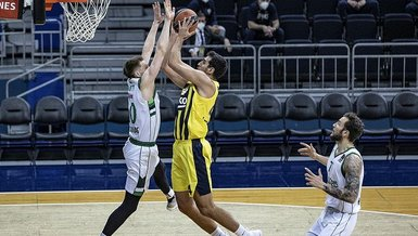 Fenerbahçe Beko 84-61 Zalgiris Kaunas | MAÇ SONUCU - ÖZET