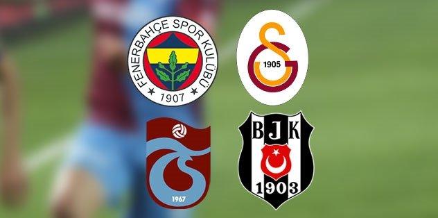 Beşiktaş, Trabzonspor, Galatasaray ve Fenerbahçe'nin transfer yarışı ve açıklama! ''Teklifler...''