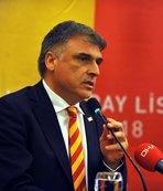 """""""Barcelona bile Galatasaray'ı kıskanacak"""""""