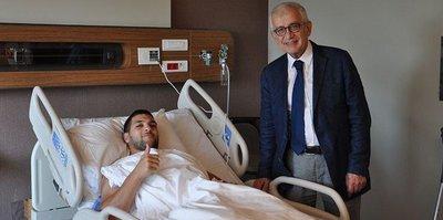 El Kabir ameliyat oldu