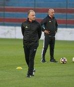 Karabükspor'da yeni hoca iş başı yaptı