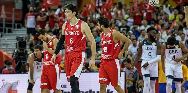 Amerika 93-92 Türkiye | MAÇ SONUCU (2019 Dünya Basketbol Şampiyonası)