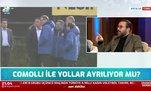 """""""F.Bahçe Comolli'yi gönderirse 850 bin Euro tazminat ödeyecek"""""""