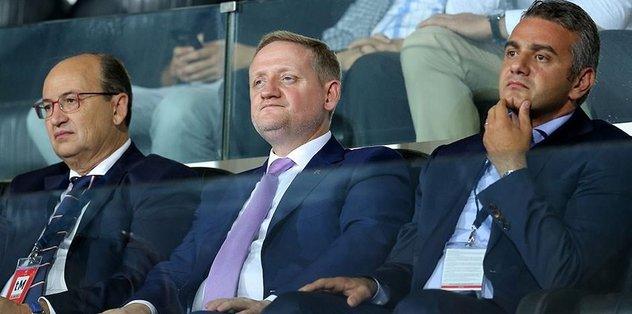 """Sevilla 10 katımız ama ezilmedik"""
