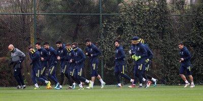 Fenerbahçe'de Malatyaspor maçı hazırlıkları başladı