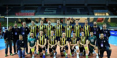 Fenerbahçe'nin konuğu Sir Colussi Sicoma