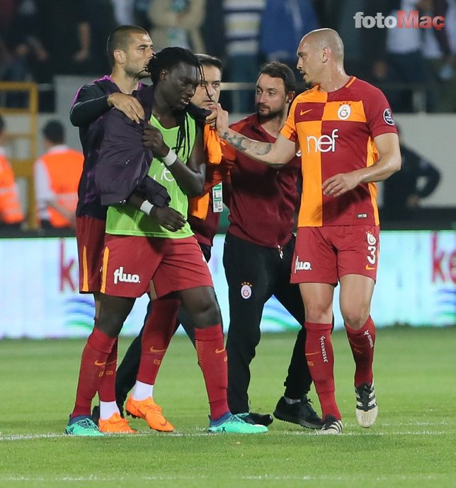 Fenerbahçe'den Gomis bombası!