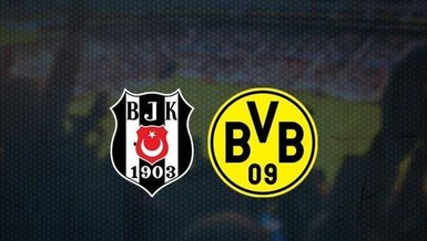 Beşiktaş - Borussia Dortmund maçı: Beşiktaş - Dortmund maçı ne zaman? Saat kaçta ve hangi kanalda canlı yayınlanacak? | Beşiktaş Şampiyonlar Ligi
