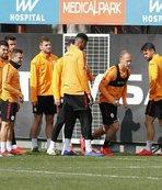 Galatasaray'ın Hatayspor maçı kamp kadrosu belli oldu