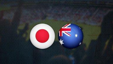 Japonya - Avusturalya maçı ne zaman? Saat kaçta? Hangi kanalda canlı yayınlanacak?   Dünya Kupası Elemeleri
