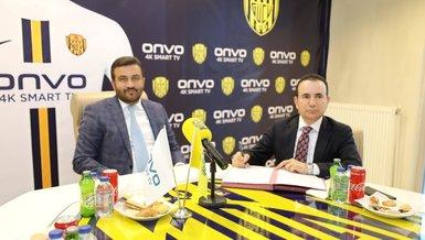 Onvo TV, A.Gücü'ne sponsor