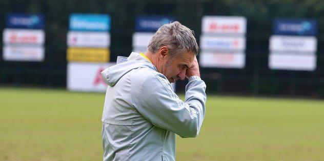 Fenerbahçe'de Ersun Yanal'ı yıkan haber! Transferler durdu