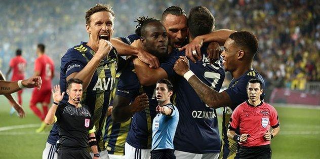 Bir MHK klasiği! Fenerbahçe kazanıyor hakemler maç alamıyor