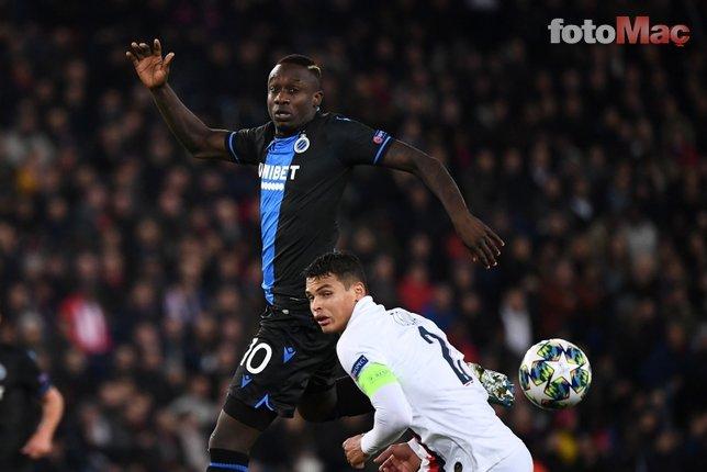 Mbaye Diagne'den imalı paylaşım! Falcao'ya mesaj yolluyor