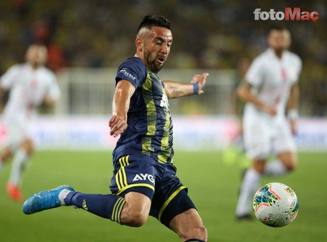 Fenerbahçe Mauricio Isla için bu rakamı istiyor!