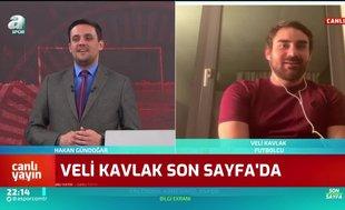 Veli Kavlak açıkladı! Futbola ne zaman dönecek?