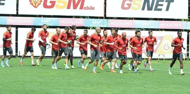 Galatasaray, Atiker Konyaspor'u ağırlıyor