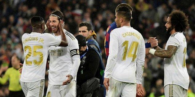 Real Madrid'de sporcuların maaşları yüzde 20 düşürülecek - Son Dakika -