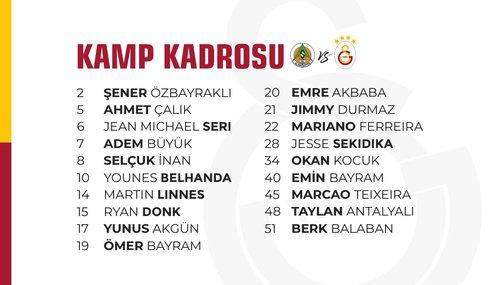 son dakika radamel falcao galatasarayin alanyaspor kafilesinde yok 1594122219735 - Son dakika: Radamel Falcao Galatasaray'ın Alanyaspor kafilesinde yok