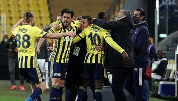 Fenerbahçe'nin konuğu Gaziantep