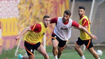 Galatasaray PSV maçı hazırlıklarını sürdürdü