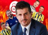 Son dakika transfer haberleri: Fenerbahçe'den 5. transfer! Galatasaraylı eski yıldız geliyor...