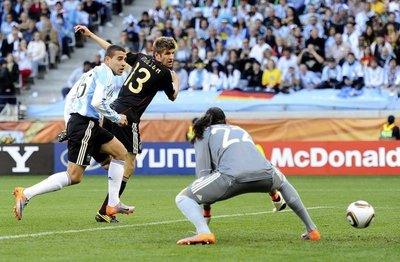 Arjantin - Almanya (Çeyrek final maçı)