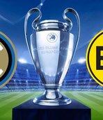 Inter-Borussia Dortmund Şampiyonlar Ligi maçı ne zaman saat kaçta hangi kanalda?