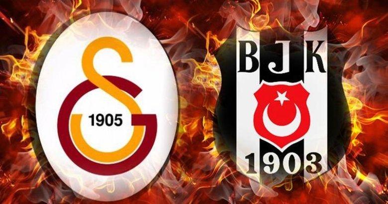 Cimbom'dan Beşiktaş'a ikinci çalım!