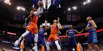 Westbrook yine rekora koşuyor