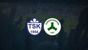 Tuzlaspor - Giresunspor maçı saat kaçta ve hangi kanalda?