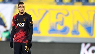 Son dakika Galatasaray haberleri   Mohamed'e 1 maç ceza!