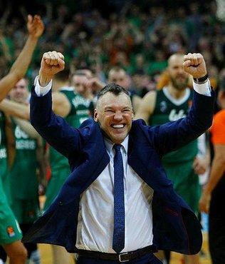 Zalgiris, THY Euroleague'de dörtlüf finale kalan ilk takım oldu