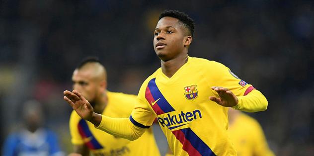 MAÇ SONUCU Inter 1-2 Barcelona