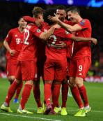 Bayern Münih'ten Tottenham deplasmanında tarihi fark!