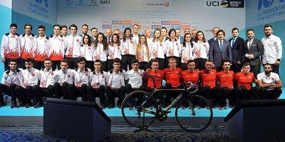 Pedallar, 53. Cumhurbaşkanlığı Bisiklet Turu için çevrilecek