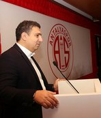 Antalyaspor'da yönetimler ve bilanço ibra edildi