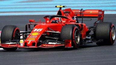 Formula 1'de sıra Çizme'de
