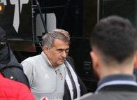 Şenol Güneş Fenerbahçe derbisi hazırlıklarına başladı