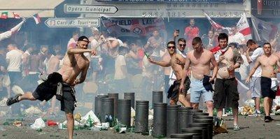 Rus holiganlar Dünya Kupası öncesi tehditlere başladı!