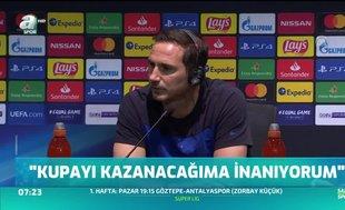 """Lampard: """"Kupayı kazanacağımıza inanıyorum"""""""