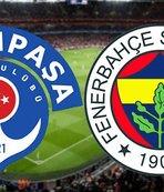 Kasımpaşa - Fenerbahçe | CANLI