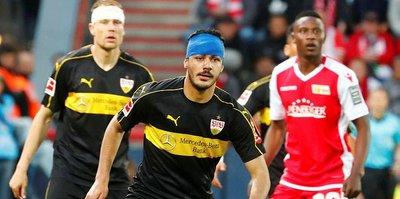 Ozan Kabak'lı Stuttgart küme düştü