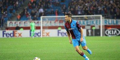 Trabzonspor'da Novak: Güçlü döneceğim