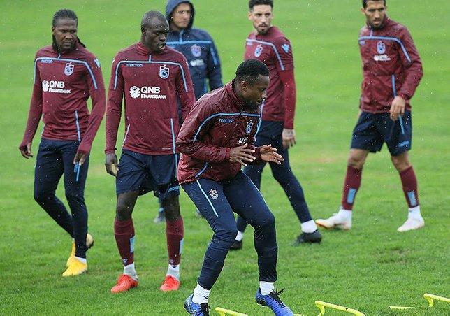 Trabzonspor'a Ogenyi Onazi'den kötü haber