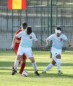 Görme Engelli Futbol Milli Takımı Tokyo'yu 2-0 yendi
