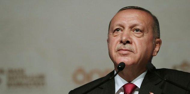 Cumhurbaşkanı Recep Tayyip Erdoğan'dan Metin Oktay mesajı