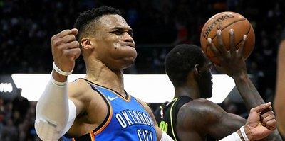"""Westbrook """"dalya"""" dedi"""
