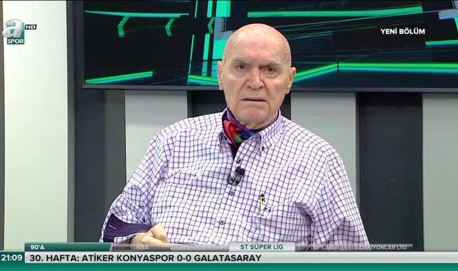 Hıncal Uluç'tan Fatih Terim ve Aykut Kocaman'a sert sözler: