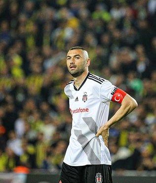 Beşiktaş'ın Sivas'a karşı en büyük kozu Burak Yılmaz olacak